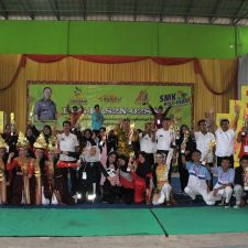 Kegiatan LKS,FLSN & 02SN tingkat kabupaten Lampung Selatan Tahun 2020