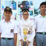 Juara 2 Kompetisi Cerdas Cermat Komputer IBI Darmajaya Lampung 2018