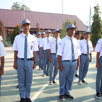 Pelantikan OSIS SMK Swadhipa 2 Masa Bakti 2018/2019