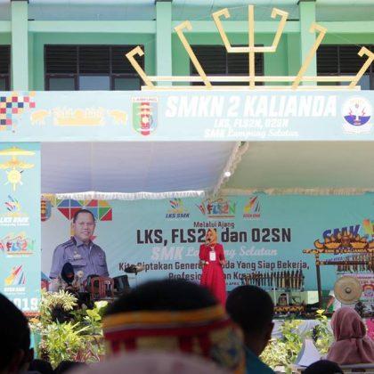 LKS, FLSN, dan O2SN tingkat kabupaten
