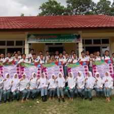 Launching Unit Produksi TKJ SMK Swadhipa 2 Natar