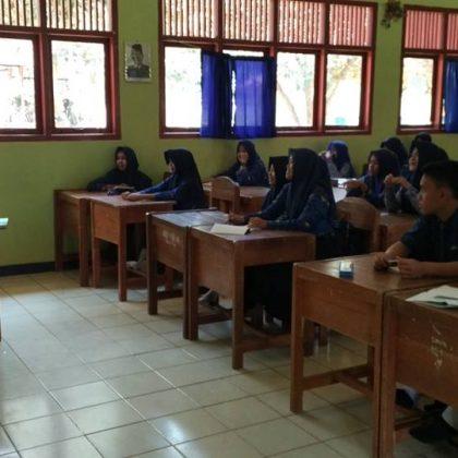 Tugas Akhir Prog. Keahlian TKJ di SMP N 15 Natar