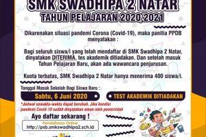 ppdb 2020 smk swadhipa 2