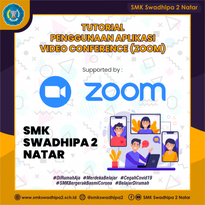 Tutorial Join Meeting Lewat Aplikasi ZOOM