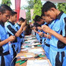 Olimpiade & Bazar antar siswa/siswi SMK Swadhipa 2