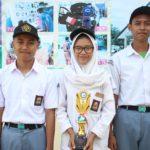 Juara 1 Lomba Cepat Tepat Teknologi di Institut Teknologi Sumatera