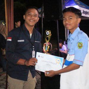 Juara 3 Lomba Web Blog IFTECH 2019