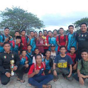 Team Futsal SMK Swadhipa 2 Natar Juaara 1 Gebyar Iqro 2016