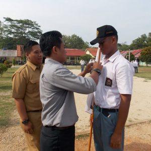Pelantikan OSIS TP. 2016/2017 SMK Swadhipa 2 Natar